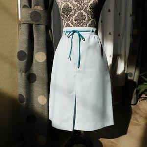 a80cb589727b22 Tomboy of California Skirts - Vintage mod Tomboy 70s secretary pencil midi  skirt
